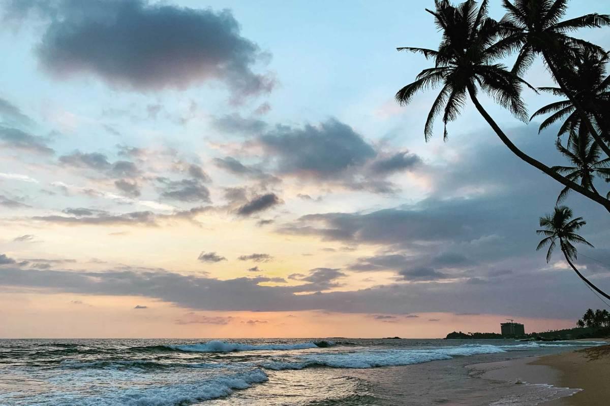 Strand Unawatuna Sri Lanka