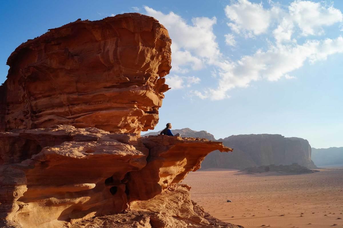 Wadi Rum tips vakantie Jordanië
