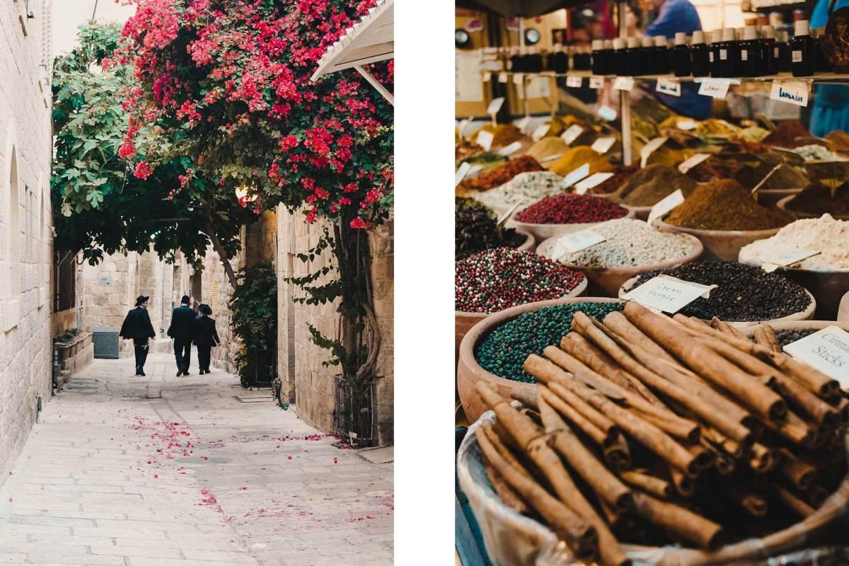Souks Jeruzalem oude stad bezoeken