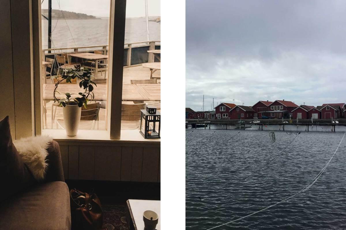Bjorko, de noordelijke archipel van Göteborg