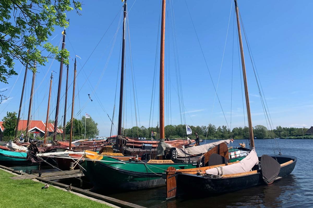 Zeilen in Friesland vakantie
