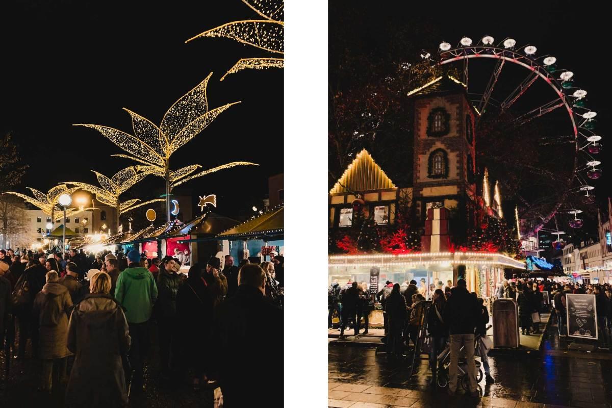 Bezoek de kerstmarkt in Wiesbaden