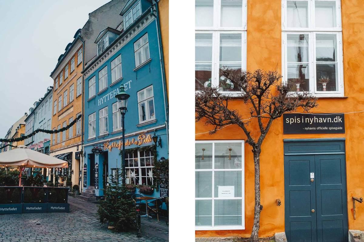 Nyhavn Kopenhagen Stedentrip