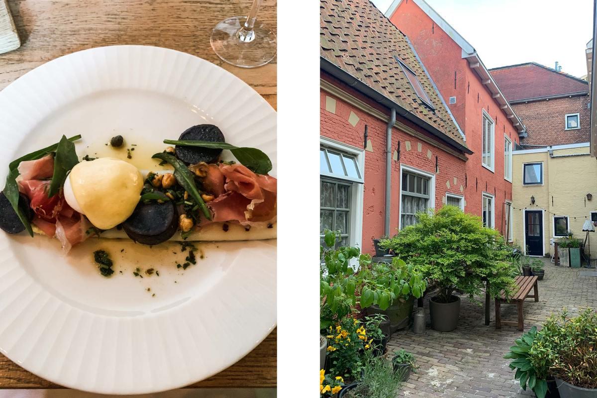 Dagje naar Leeuwarden in Friesland