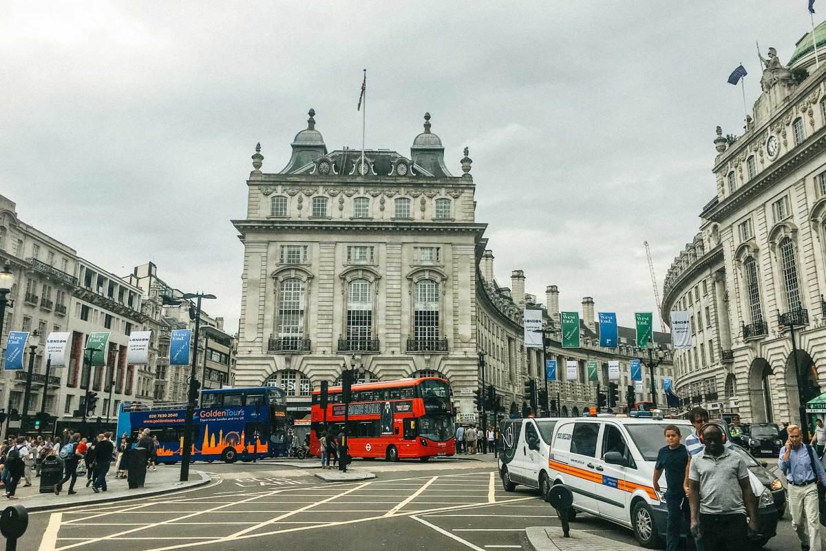 Een stedentrip naar metropool Londen