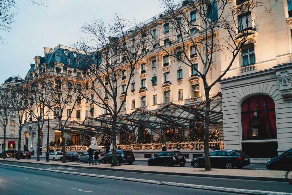 Oud en nieuw vieren in sfeervol Parijs