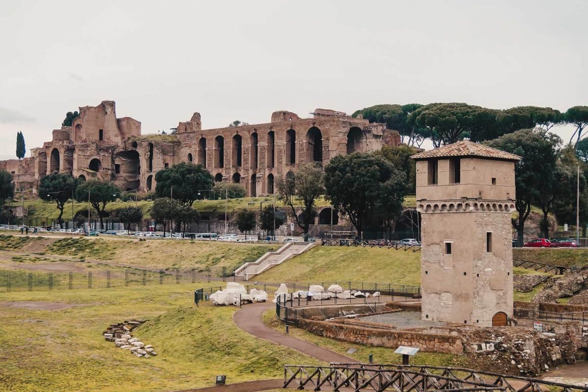 Leuke wijken en parken in Rome