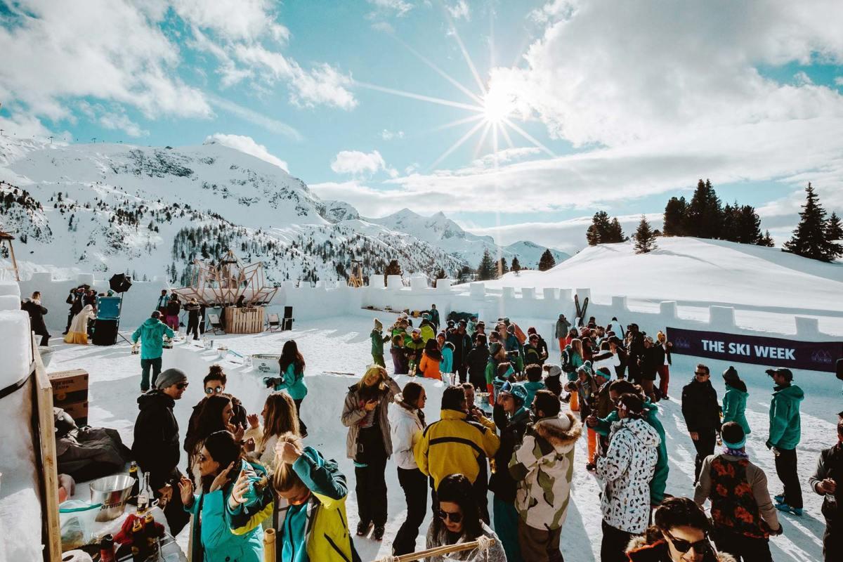 Ga op wintersport in skigebied Obertauern met The Ski Week