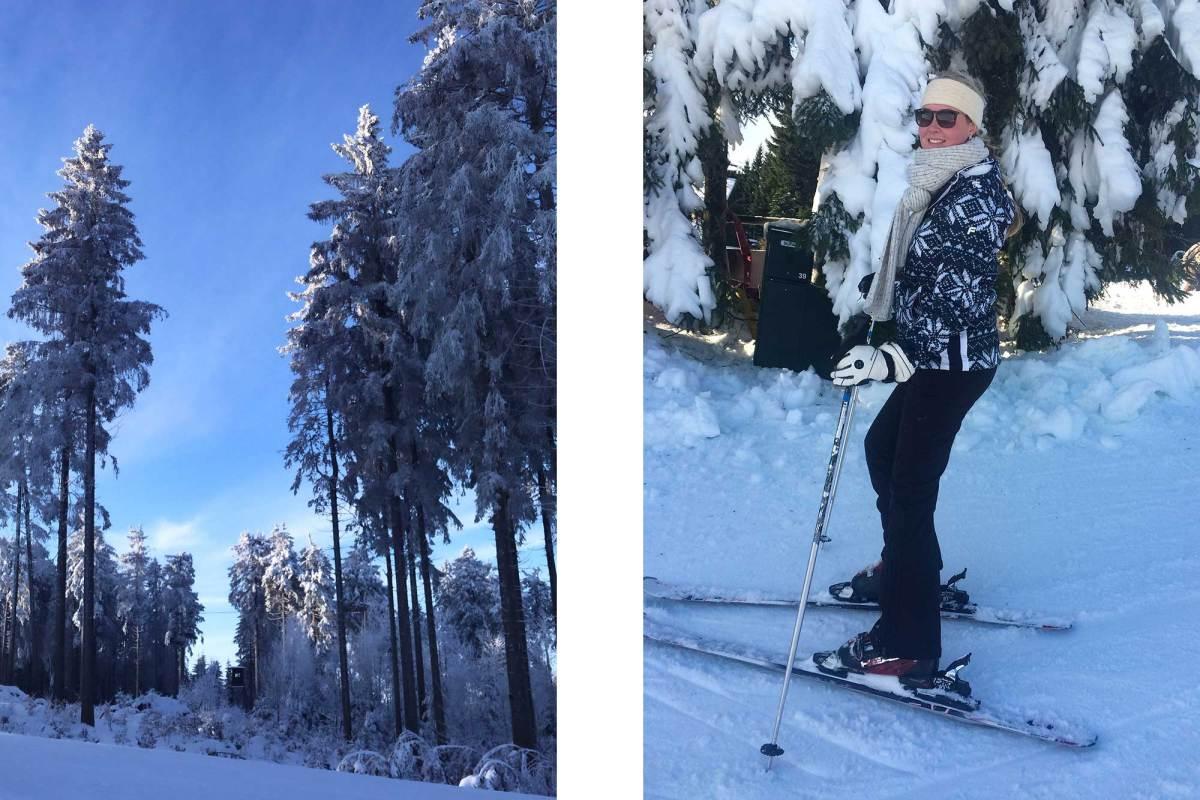 Skiën in Winterberg Duitsland