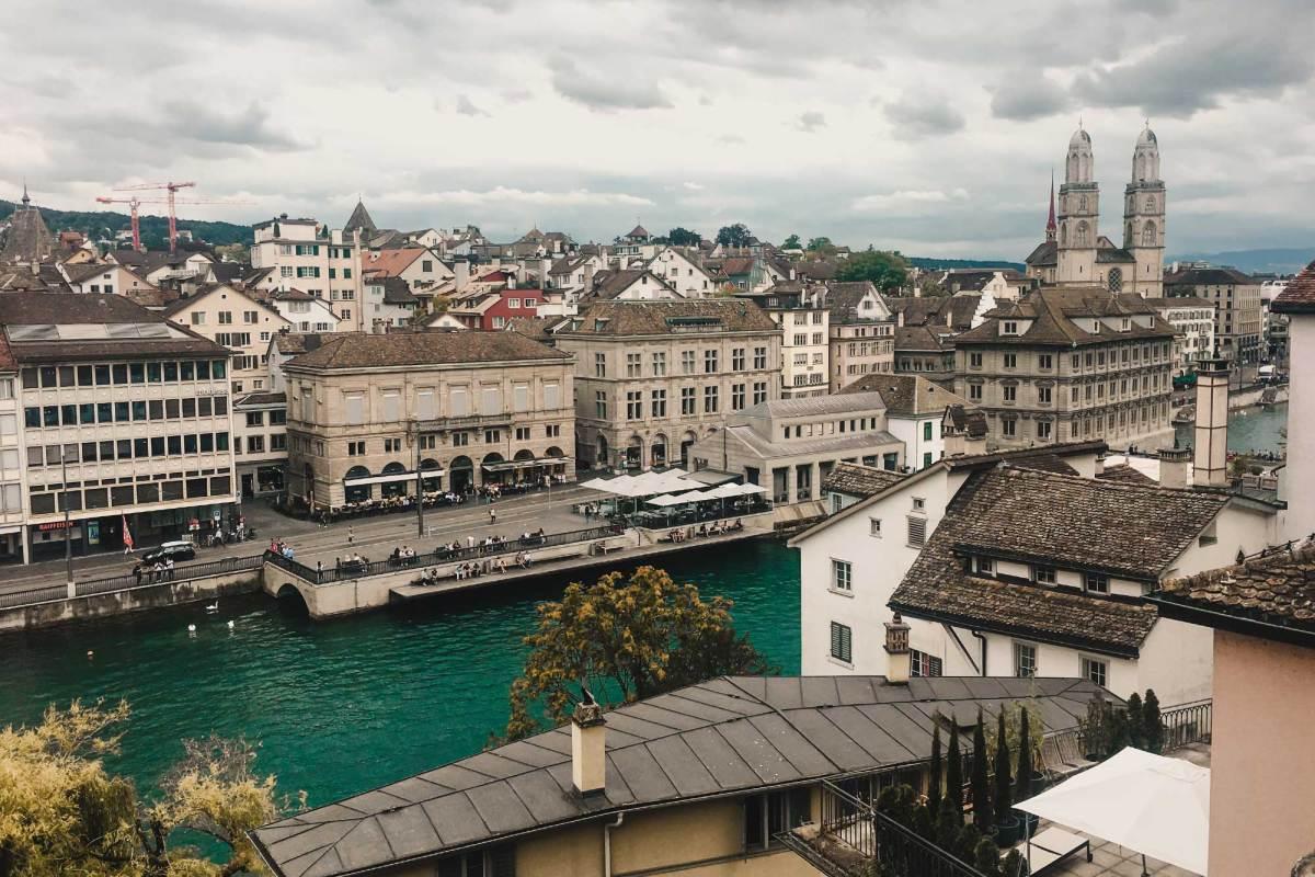 Zürich als uitvalsbasis voor de smokkelroute