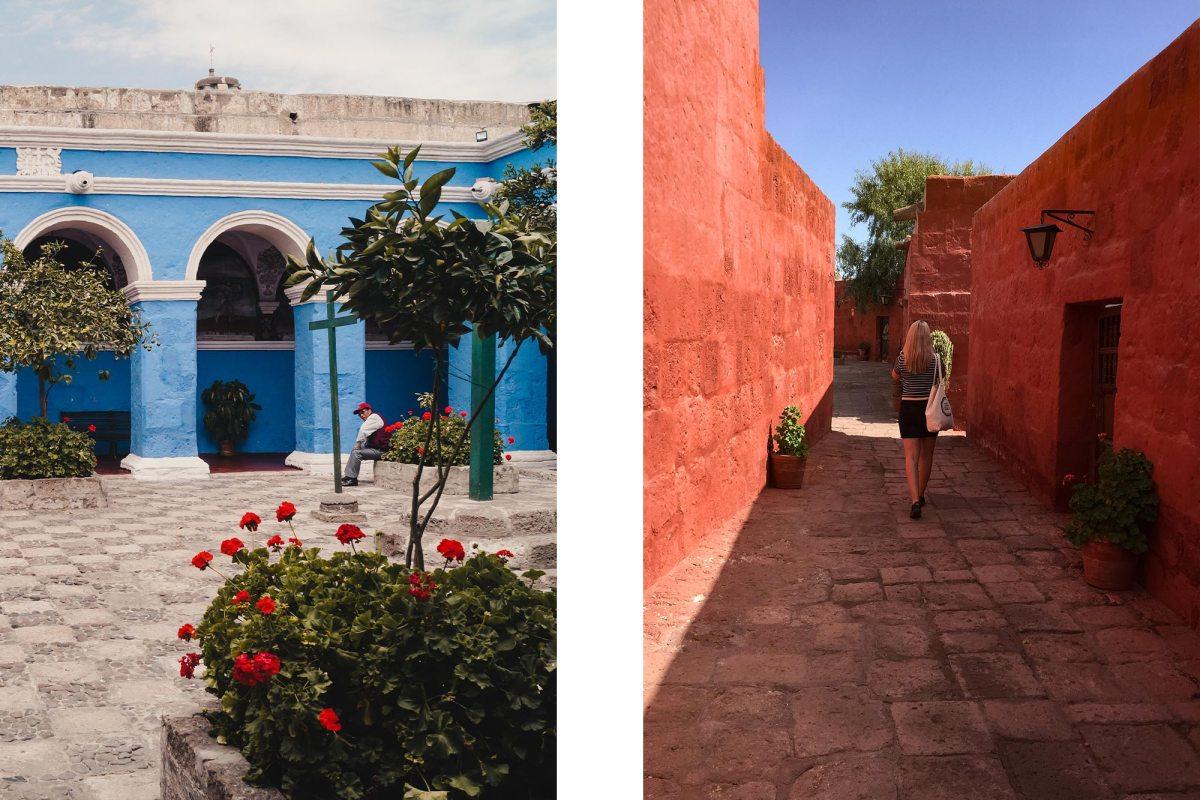 Ontdek de cultuur van Peru in Arequipa