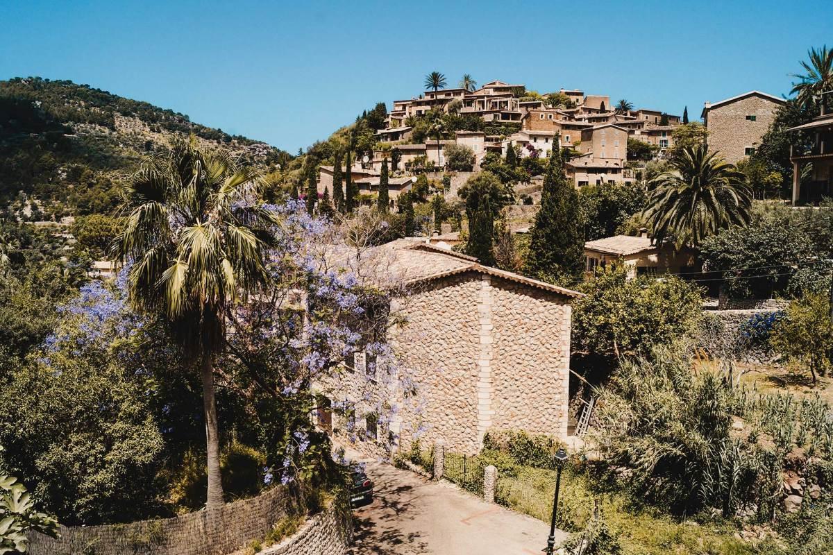 Deià bezoeken in Mallorca