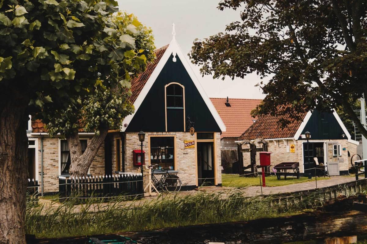 Bezoek het museum Kaap Skil in Oudeschild