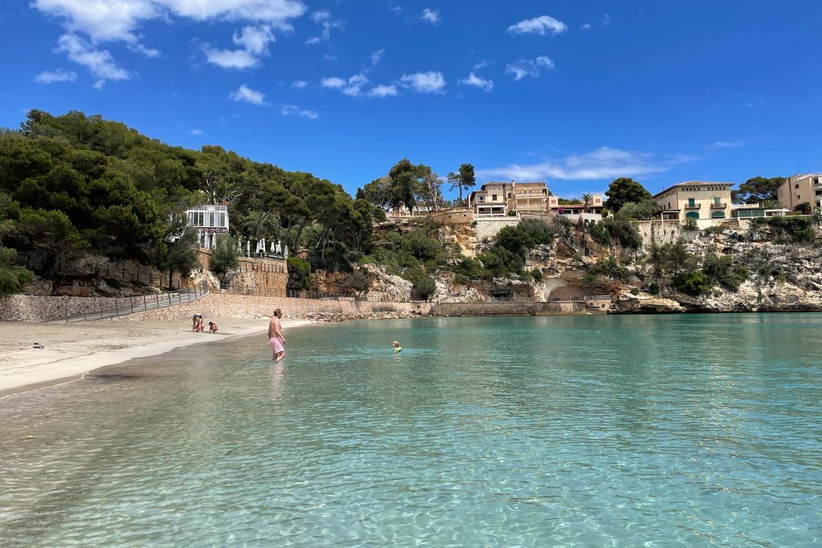 Porto Cristo in Mallorca