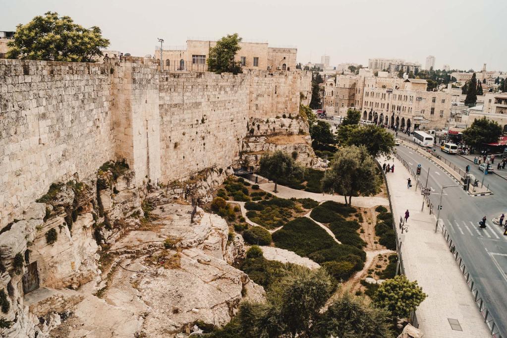 Bezienswaardigheden Oude Stad Jeruzalem in Israël