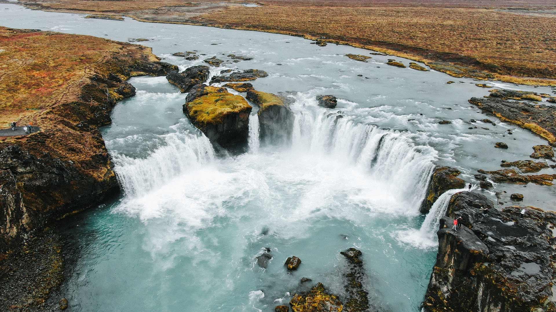 Een 9-daagse roadtrip door IJsland in de herfst