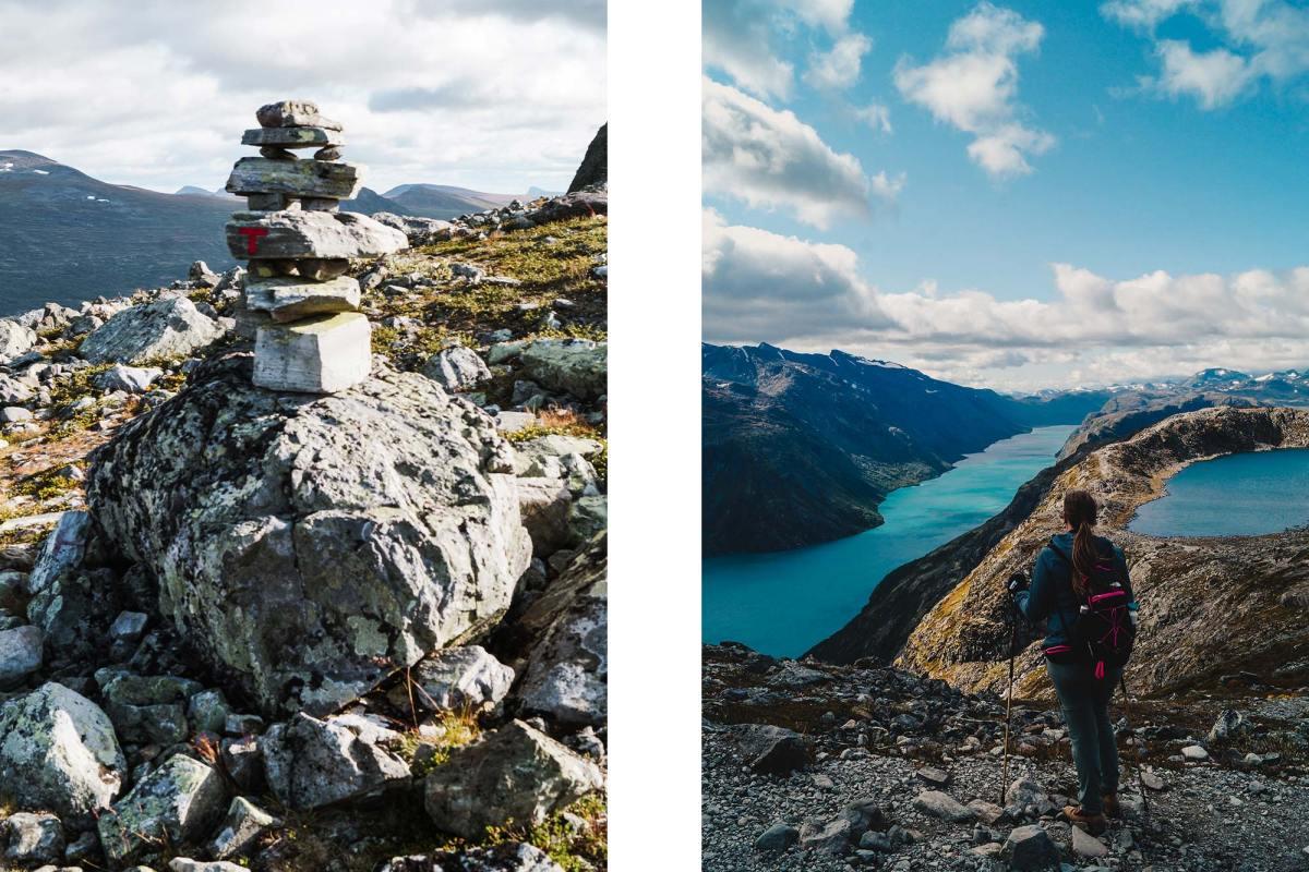 Tips wandeltocht Besseggen in Noorwegen