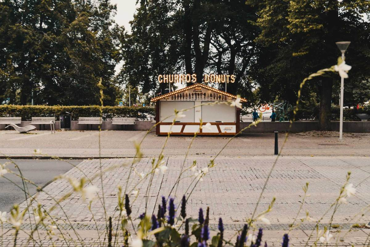 Radhusparken Jönköping