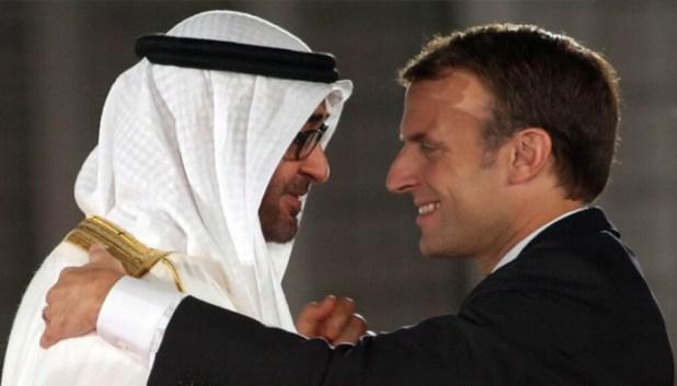 حرب النفوذ.. دوافع التحالف الإماراتي الفرنسي ضد تركيا