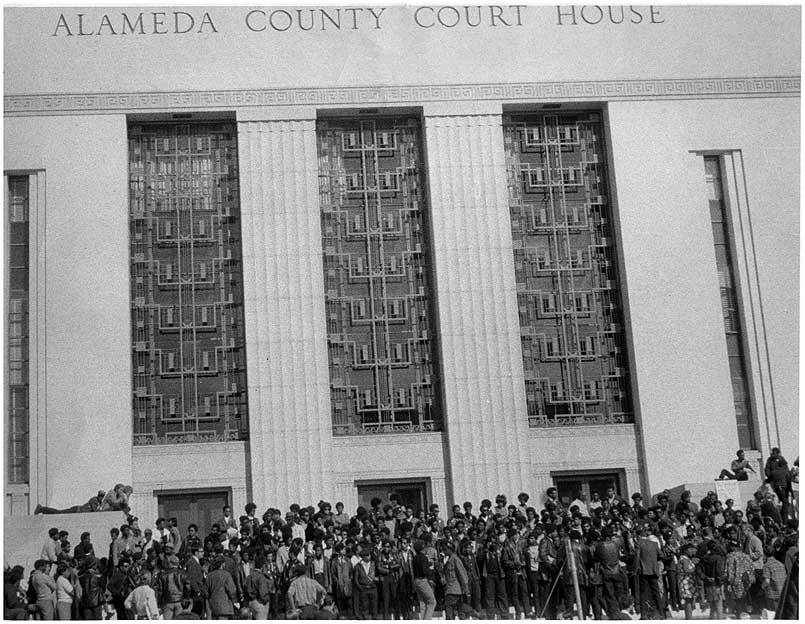 Alameda Courthouse