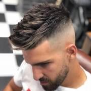 amazing hard part haircut
