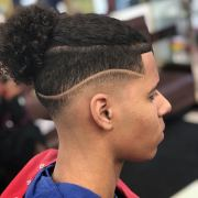 cool haircut design