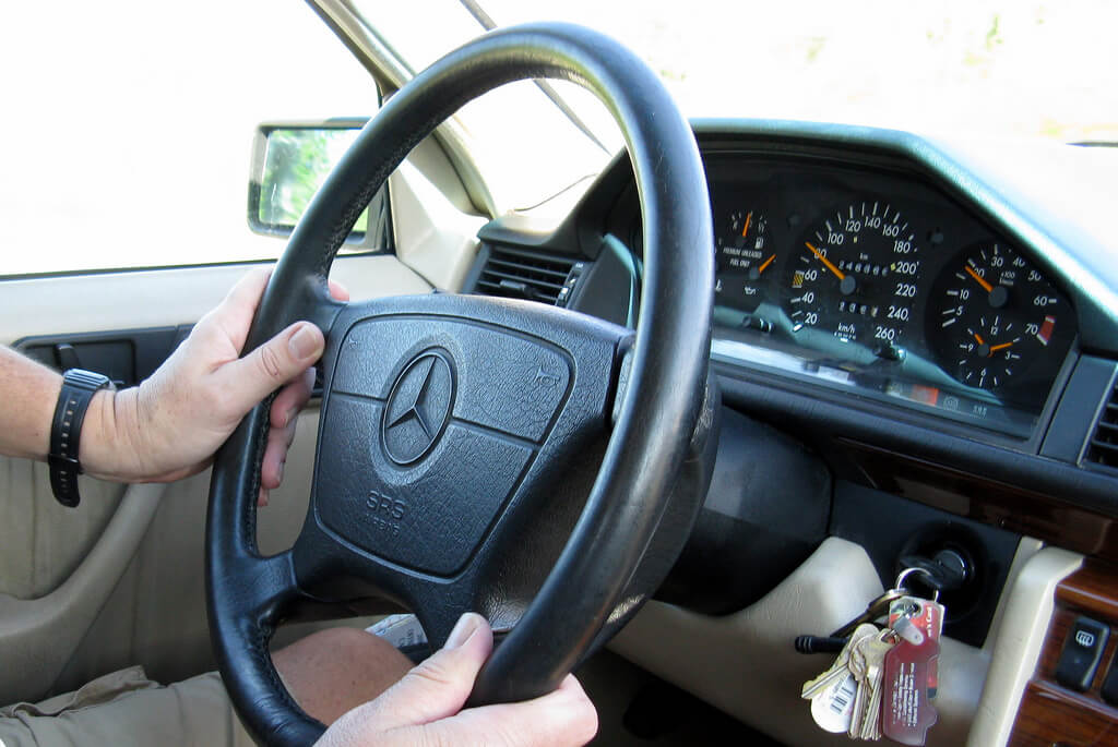 Car Tire Causing Vibration