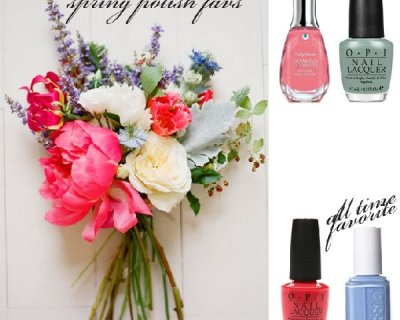 Nailed It! Spring Polish Favs