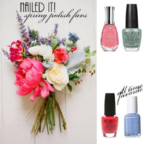 Nailed It! Spring Polish Favs