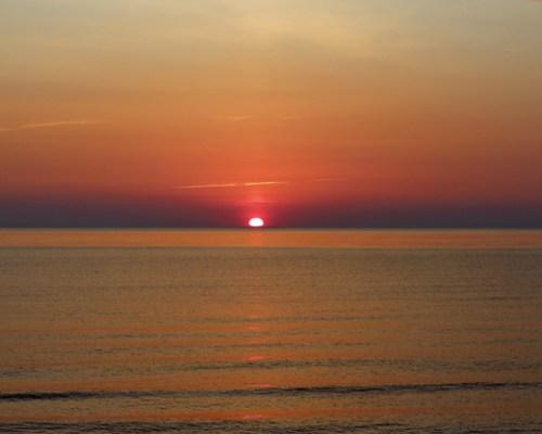 Sunsets & Matching Sweats