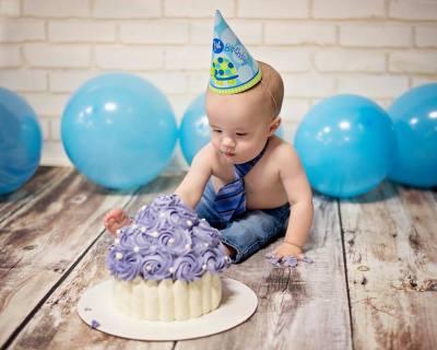 Chance's First Birthday Video