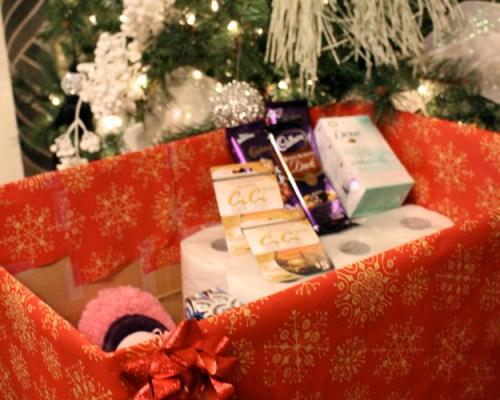 Giving Back this Christmas