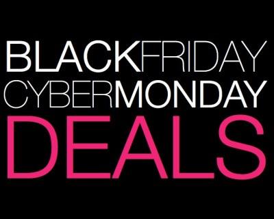 Black Friday / Cyber Monday Deals
