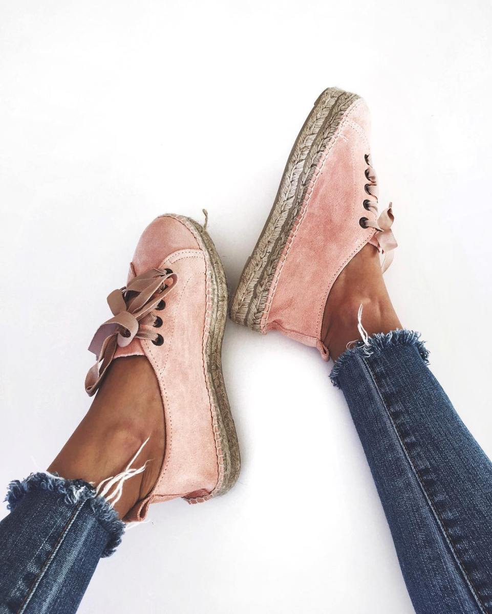 Espadrilles For Spring