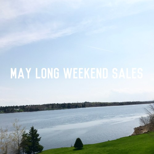 May Long Weekend Sales