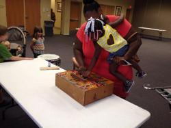 Instrumental Petting Zoo at The Town N' Country Regional Library