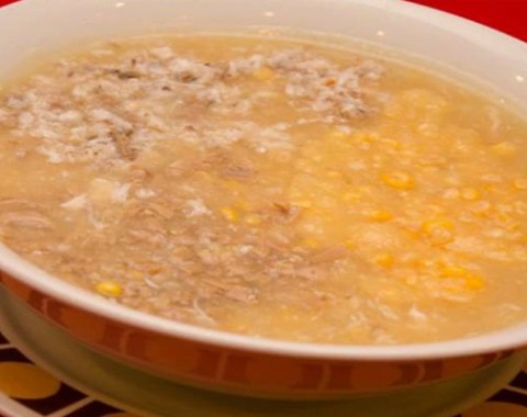Corn & Crab meat Soup