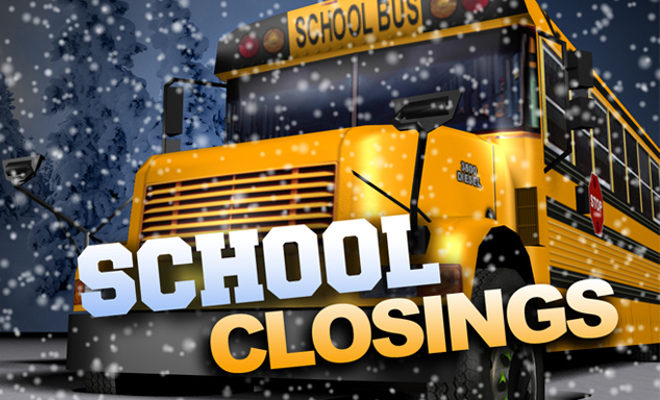 Winter Weather Closings For Rhode Island And Southern