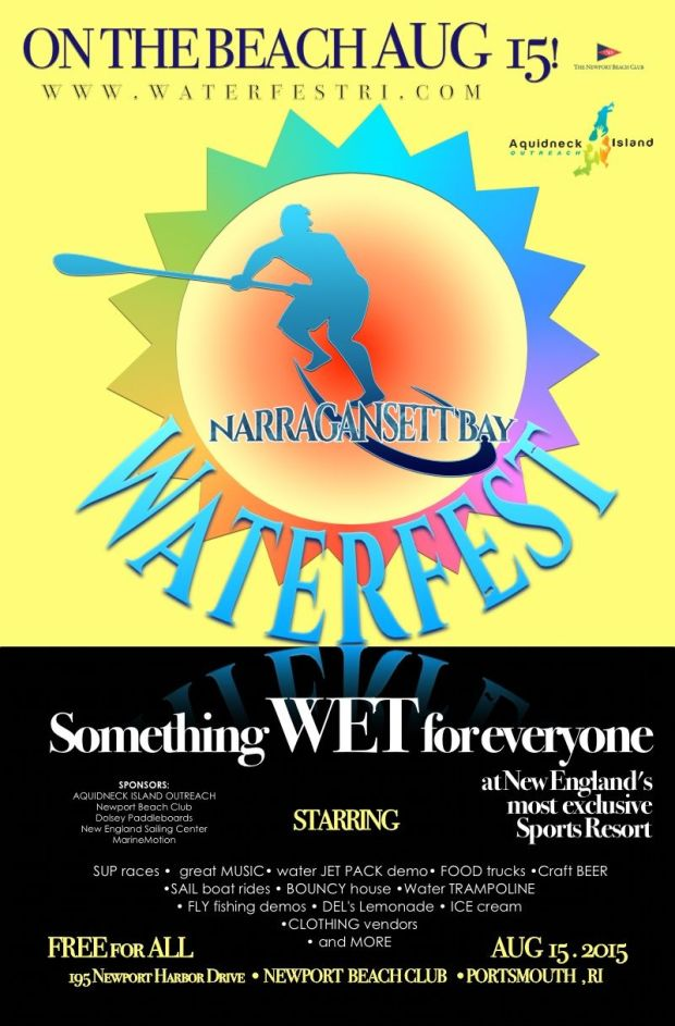 Waterfest Poster