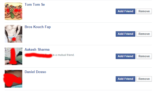 Gay Facebook Friend Suggestions2