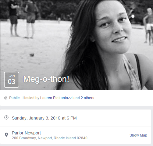 MEg-O-Thon FB Event
