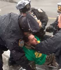 St Patrick's Day arrested