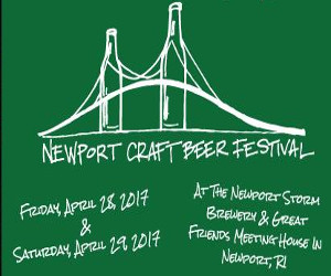 6th Newport Craft Beer Festival ad