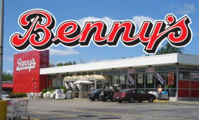 Benny's Stores Closing