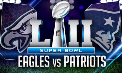SUPERBOWL LII Newport bars