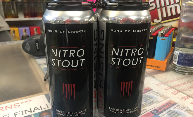 A rhode island craft beer has the perfect tasting notes for Rhode island craft beer