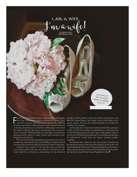 Newport Wedding Magazine 2015 Newport Wedding Magazine 2016.2