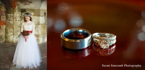 Newport, Rhode Island wedding photography, Fort Adams