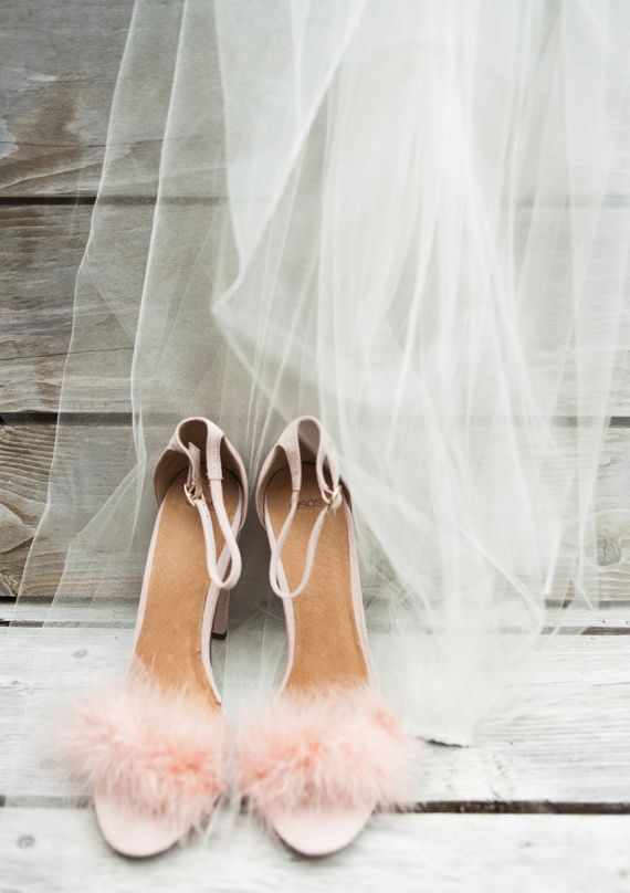 35 of the Most Fabulous Wedding Shoes