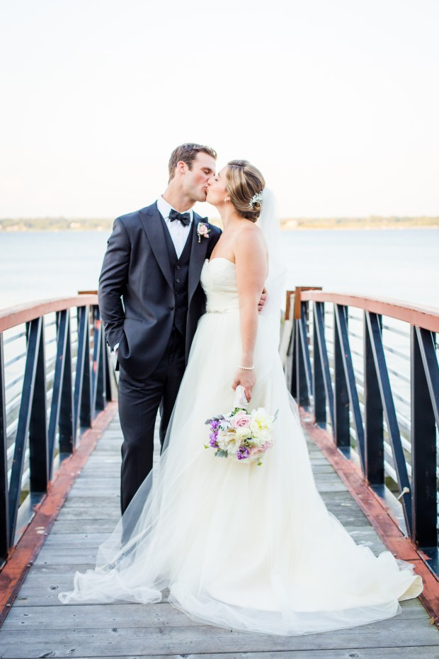 Missy and Grady | The Newport Bride